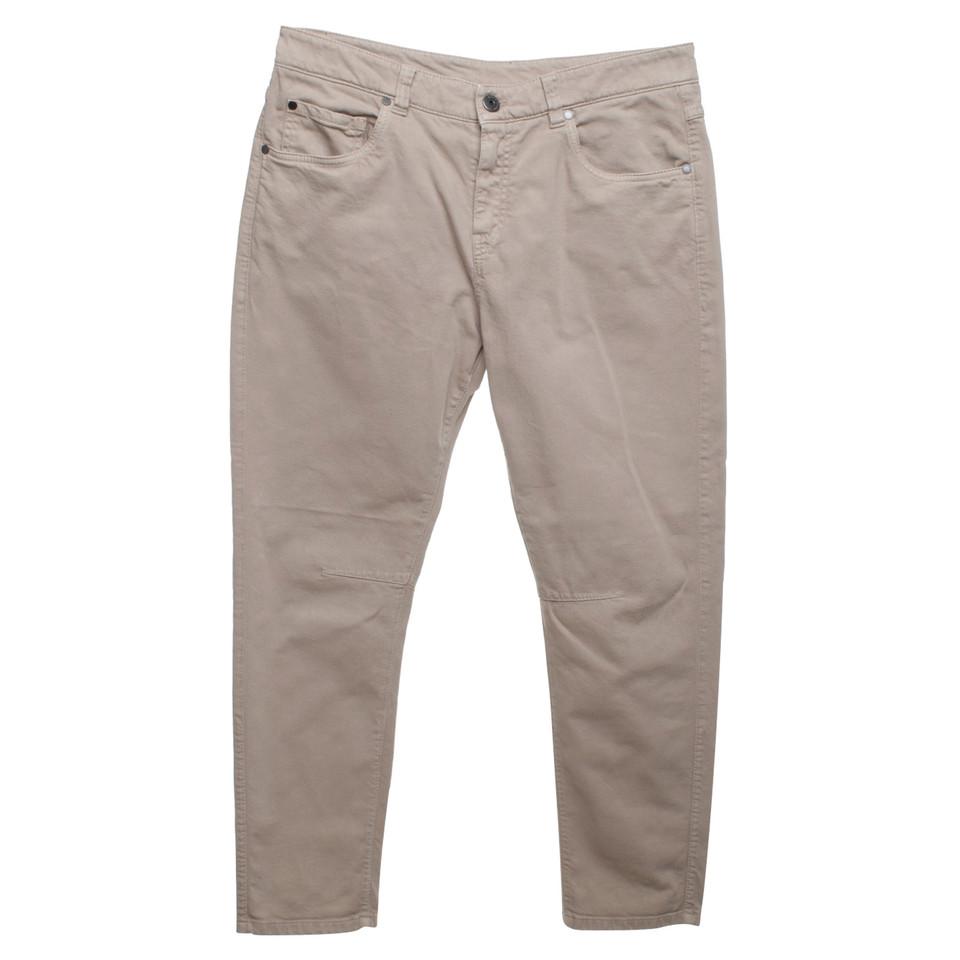 Brunello Cucinelli Pantalon beige