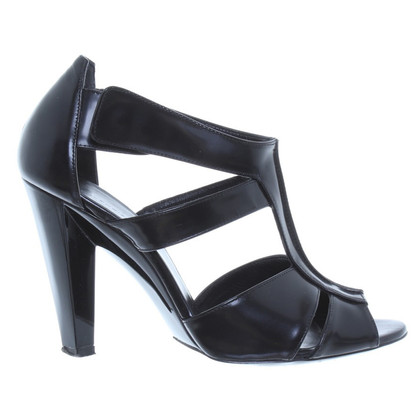 Balenciaga Peep-toes in patent leather