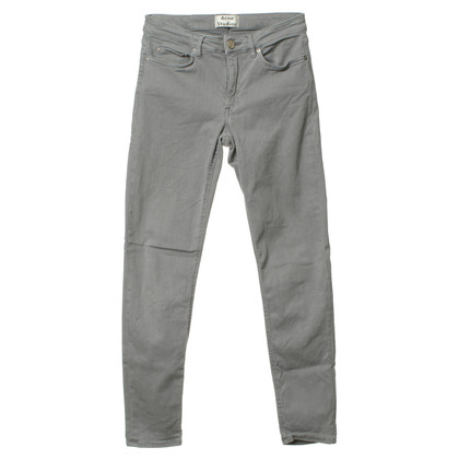 Acne Jeans grigio