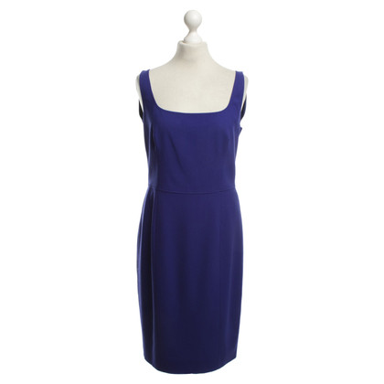 Moschino Cheap and Chic Abito in Royal Blue