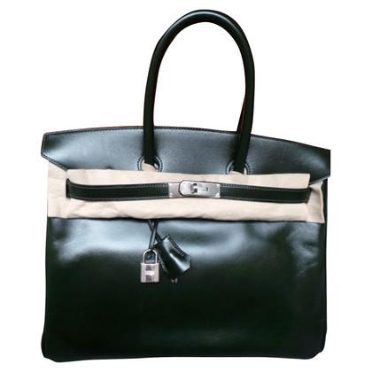 Hermès Hermes Birkin 35 VERT FONCE