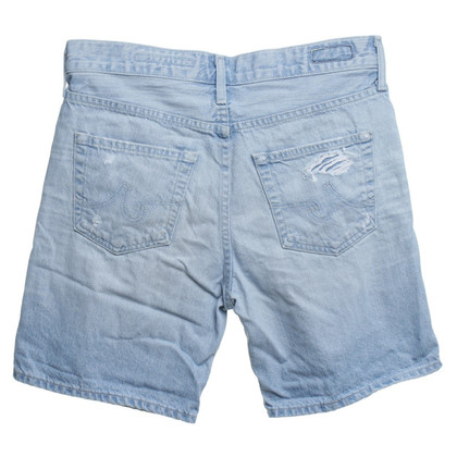 Adriano Goldschmied Jeans Shorts in blue