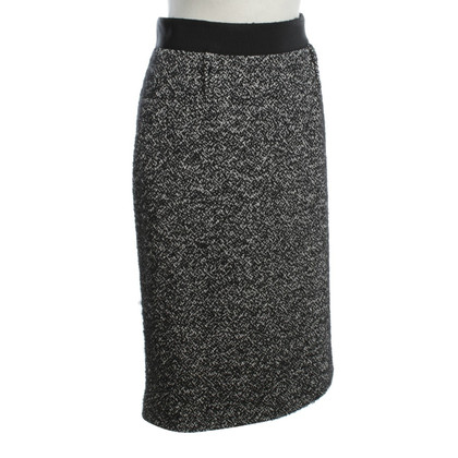 Dolce & Gabbana Melted skirt