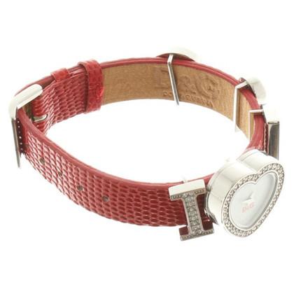 D&G Wristwatch with gemstones
