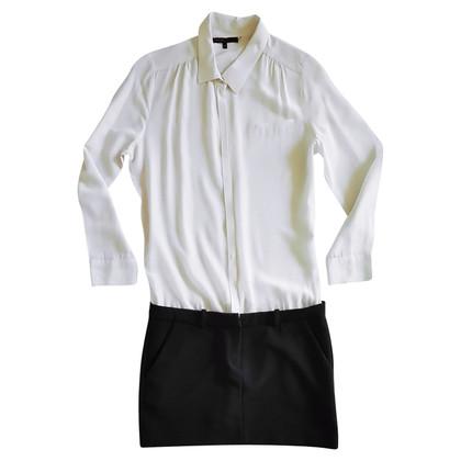 Maje Two-tone dress