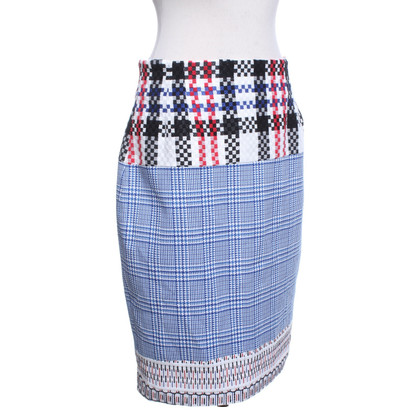 Talbot Runhof Multicolored skirt