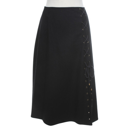 Céline skirt with lacing
