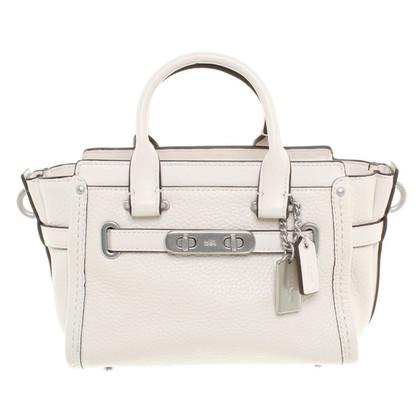 Coach Bag in bianco