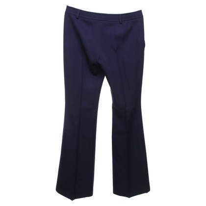 Christian Dior trousers in dark blue