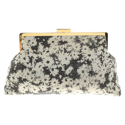 Stella McCartney clutch with floral pattern