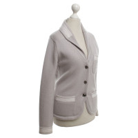 Chanel Cashmere giacca Bicolor