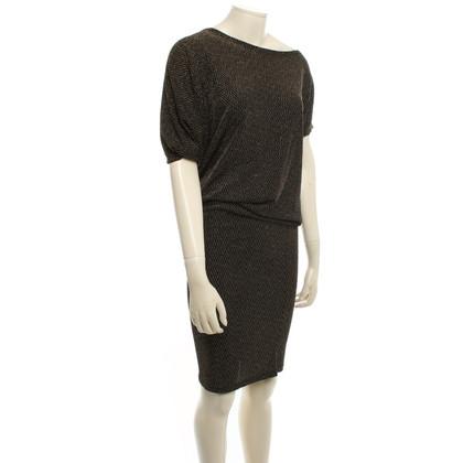 Andere Marke Essentiel Antwerp- Asymmetrisches Kleid