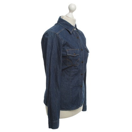 D&G Camicia di jeans in Blue