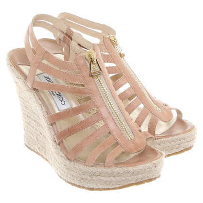 Jimmy Choo Sandals with wedge heel