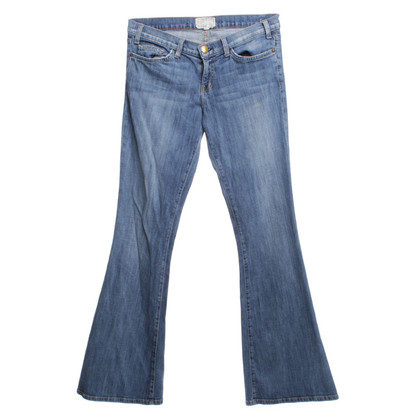 Current Elliott Bootcut Jeans in Blauw
