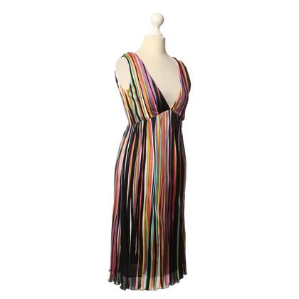 Missoni Kleid mit Streifenmuster