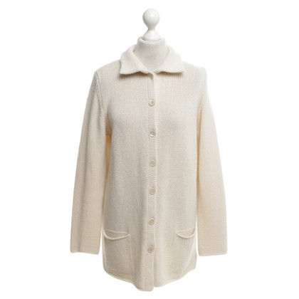 Fabiana Filippi Cardigan in Crema
