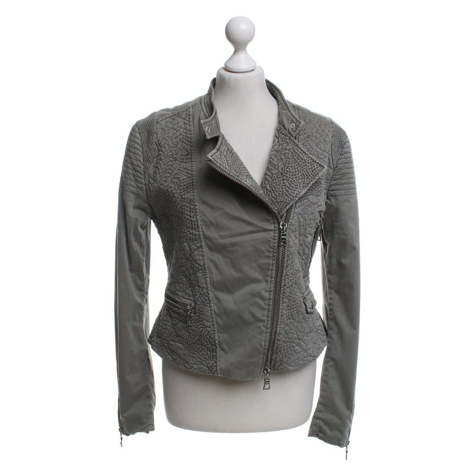 blonde no8 jacket in used look buy second hand blonde. Black Bedroom Furniture Sets. Home Design Ideas
