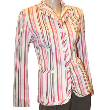 MCM Blazer with striped pattern