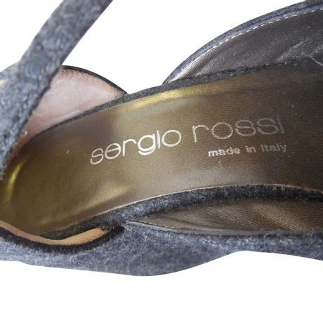 Rossi Wedges Wedges Sergio Grau Sergio Grau Sergio Rossi Wedges Rossi Sergio Grau 6qWAt