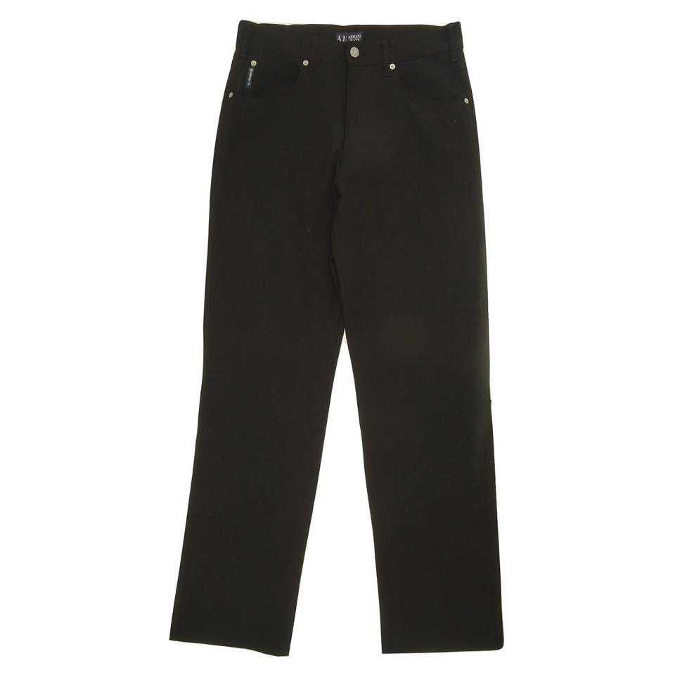 Armani pantaloni neri