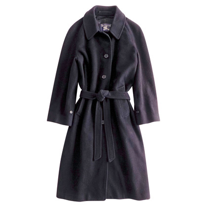 Burberry Cappotto in blu navy