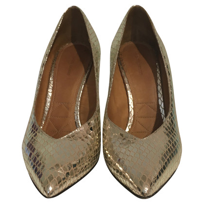 Isabel Marant Pumps in gold