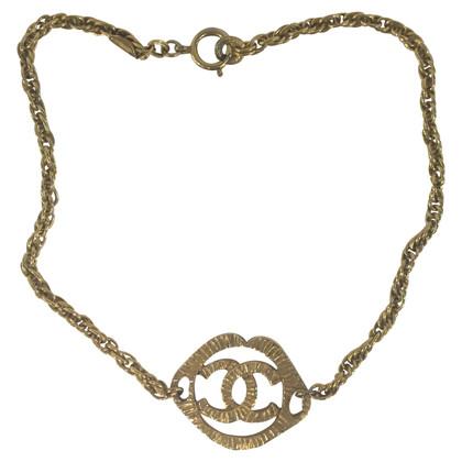 Chanel Goudkleurige ketting
