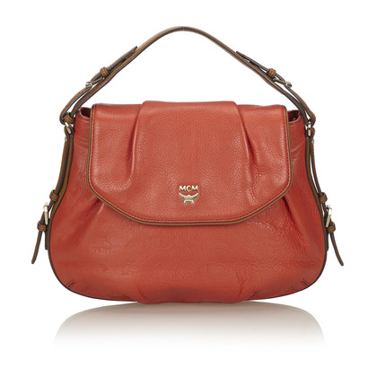 MCM Handbag in orange