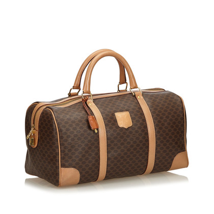 Céline Travel bag with pattern