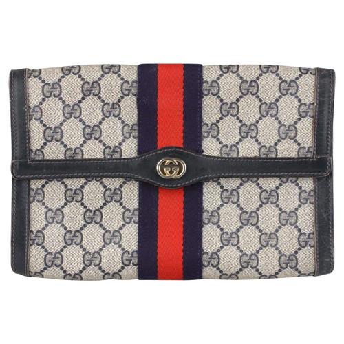 Gucci Necessaire mit Guccissima-Muster - Second Hand Gucci ...