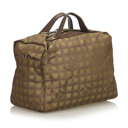 Chanel Sac de voyage avec motif de logo