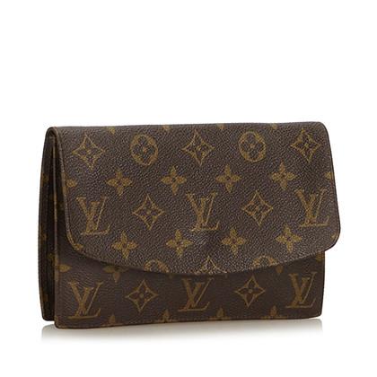 "Louis Vuitton ""Pochette Rabat Monogram Canvas"""