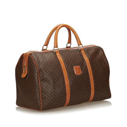 Céline Travel bag with pattern