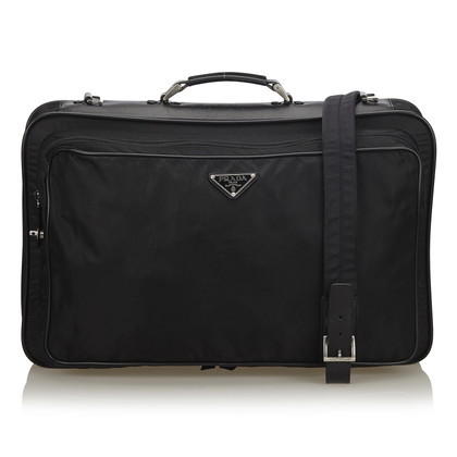 Prada Garment bag in black