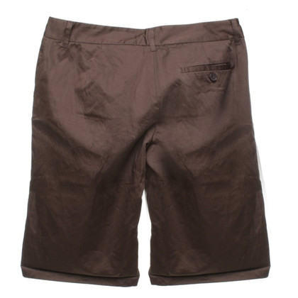 French Connection Shorts in Braun