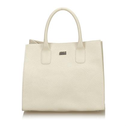Armani Handtasche aus Leder