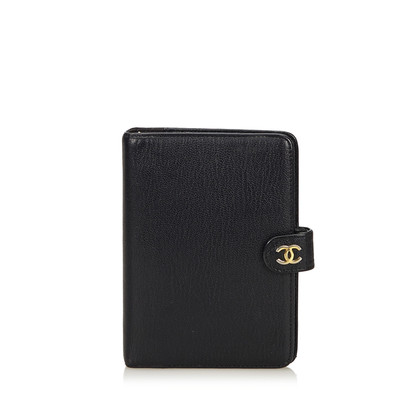 Chanel Leather Agenda