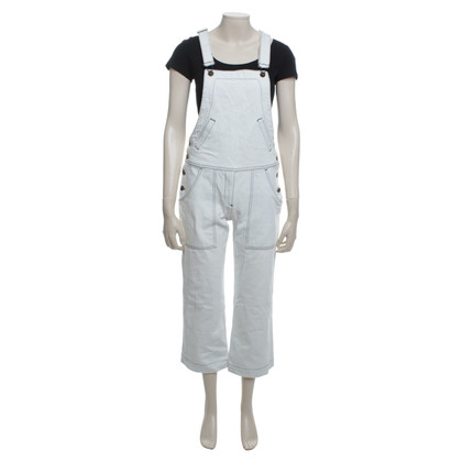 Sonia Rykiel Overall in ice-washed look