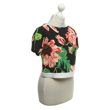 Stella McCartney top with a floral print
