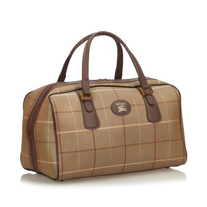 Burberry overnight bag