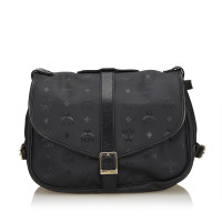 MCM Shoulder bag in black