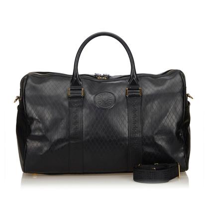 Versace Reistas in zwart