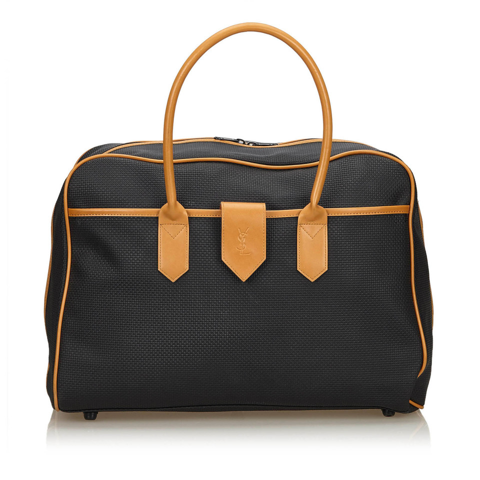 Yves Saint Laurent Handbag in bicolour
