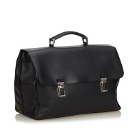Prada Leather Business Bag