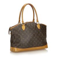 "Louis Vuitton ""Lockit Horizontal Monogram Canvas"""