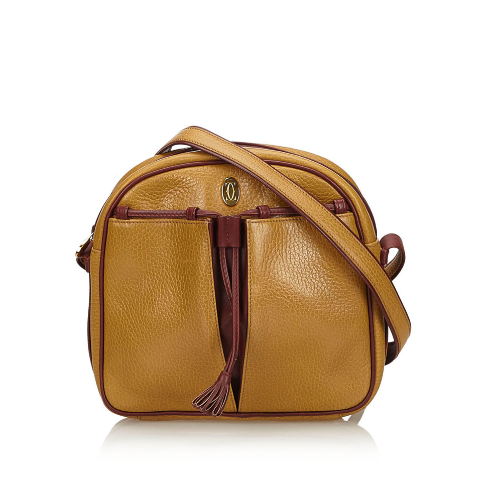 Cartier Shoulder bag in bicolour