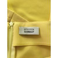 Steffen Schraut skirt with flounces