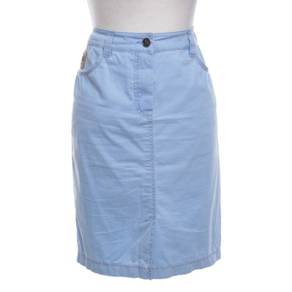 Bogner skirt in blue