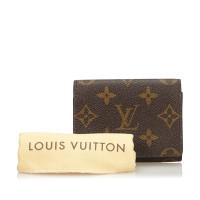 "Louis Vuitton ""Envelope Carte de Visite Monogram Canvas"""